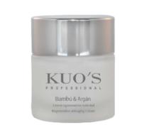 Крем восстанавливающий / Kuo's Professional Bamboo & Argan Cream
