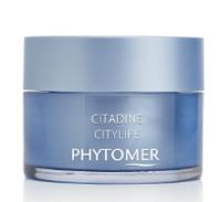 Крем-сорбет для лица и контура глаз / Phytomer Сitadine Сitylife