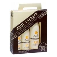 Лечебный комплекс для окрашенных волос / Delta Studio Home Therapy AX1 - AX2 - AX3