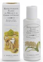 Жидкость для восстановления структуры волос с просом и соей / L'Erbolario Ristrutturante Fluido al Miglio e al Germe di Grano