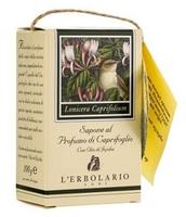 Душистое мыло Жимолость / L'Erbolario Sapone Al Profumo di Caprofoglio