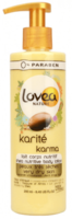 Лосьон для тела с маслом Ши / Lovea Nature Bodymilk Karite Karma Body Lotion