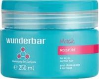 Маска увлажняющая для нормальных и сухих волос Wunderbar