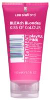 Маска для окрашенных волос / Lee Stafford Bleach Blondes Colour Treatment