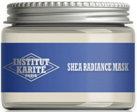 Маска для сияния кожи с маслом Ши / Institute Karite Shea Radiance Milk Cream Mask
