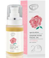 Масло для лица Дамасская Роза / Green People Damask Rose Facial Oil