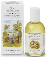 Масло для волос на основе масла Макассар / L'Erbolario Olio Di Macassar