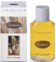 """Масло массажное """"Древесная кора"""" / L'Erbolario Gorleccia Olio da Massagio"""