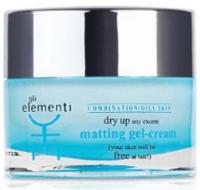 Матирующий крем-гель / GLl Elementi Matting Gel-Cream