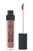 Матовый блеск для губ / BeYu Cashmere Lip Color Matt
