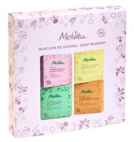 Набор мыл / Melvita Body Care Soap Quartet