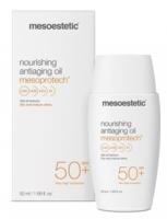 Омолаживающее питательное масло SPF 50 / Mesoestetic Nourishing Anti-Aging Oil SPF 50