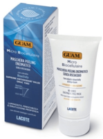 Микробиоклеточная очищающая энзимная маска-пилинг для лица / GUAM Мaschera peeling enzimatico