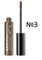 Моделирующий гель для бровей / BeYu Eyebrow Booster Filling Effect