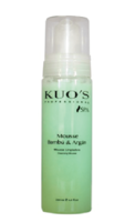 Мусс очищающий / Kuo's Professional Bamboo & Argan Cleasing Mousse
