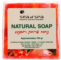 Мыло фруктовое / Sea of Spa Dead Sea Color Natural Soap
