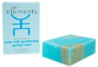 Мыло на основе термальной ключевой воды / GLI Elementi Soap With Geothermal Spring Water