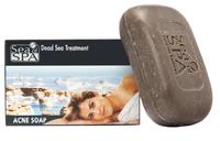 Мыло с грязью Мертвого моря против Акнэ (угревой сыпи) Sea of SpaDead Sea Acne soap