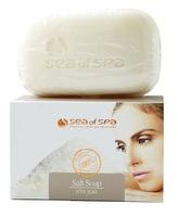 Мыло с солью Мёртвого моря Sea of Spa Dead Sea Mineral Salt Soap