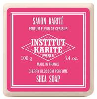 Мыло Вишня / Institut Karite Shea Soap Cherry Blossom