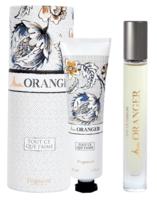 Набор Fragonard Mon Oranger Hand Cream and Eau de Parfum