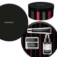 Набор Лифтинг и омоложение (крем для лица + сыворотка-концентрат + крем под глаза) Keenwell