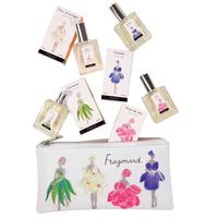 Набор Женщина в цветах / Fragonard Trousse femme fleurs