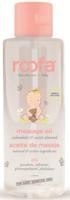 Натурально массажное масло со сладким миндалем / Roofa Calendula & Panthenol Massage Oil