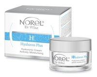 Активно увлажняющий гиалуроновый крем / Norel Hyaluronic Cream Active Moisturizing