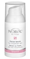 Сыворотка для куперозной кожи локального применения / Norel Arnica Facial serum for couperose skin