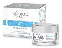 Увлажняющий и нормализирующий гиалуроновый крем / Norel Hyaluronic Cream Moisturizing and Normalizing