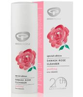 Очищающее средство для лица Дамасская Роза / Green People Damask Rose Cleanser