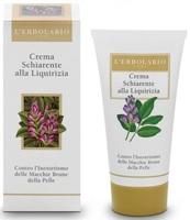 Отбеливающий крем с лакричником / L'Erbolario Crema Schiarente alla Liquirizia
