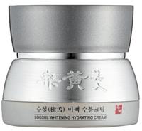 Отбеливающий увлажняющий крем для лица / Soosul Whitening Hydrating Cream