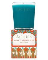 """Соевая Свеча """"Индийский Кокосовый Нектар"""" / Pacifica Soy Candle Indian Coconut Nectar"""