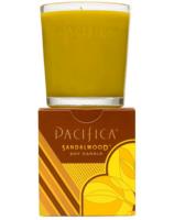 """Соевая Свеча """"Сандаловое Дерево"""" / Pacifica Soy Candle Sandalwood"""