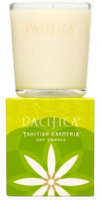 "Соевая Свеча ""Таитянский сад"" / Pacifica Soy Candle Tahitian Gardenia"