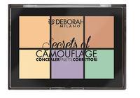 """Палитра корректоров """"Секреты камуфляжа"""" / Deborah Secrets Of Camouflage Corrector Palette"""