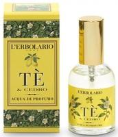 Парфюмированная вода Чай и Цитрон / L'Erbolario Tè e Cedro