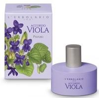 Парфюмированная вода L`Erbolario Accordo Viola