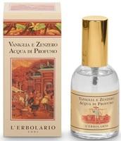 Парфюмированная вода L`Erbolario Vaniglia e Zenzero