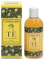 """Пена для ванны """"Чай и цитрон"""" / L'Erbolario Bagnoschiuma Tе & Cedro"""