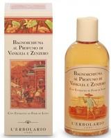 """Пена для ванны """"Ваниль и имбирь"""" / L'Erbolario Vaniglia & Zenzero Bagnoschiuma"""