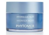 Увлажняющий ночной крем для лица / Phytomer Hydrasea Night Plumping Rich cream