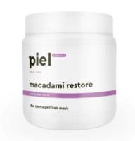 Восстанавливающая маска для поврежденных волос / Piel Cosmetics hair care MACADAMI Restore mask