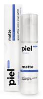 Увлажняющий крем c матирующим эффектом для нормальной / комбинированной кожи / Piel Cosmetics Youth Defence Silver Cream MATTE, SPF20