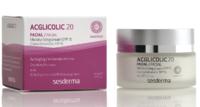 Увлажняющий крем СЗФ 15 / SeSDERMA Acglicolic 20 Moisturizing Cream SPF 15