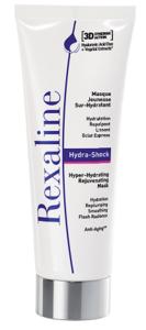 Маска для интенсивного увлажнения кожи лица / Rexaline 3d Hydra-Shock Hyper-Hydrating Rejuvenating Mask