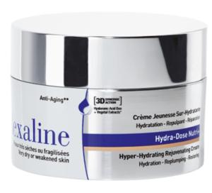 Суперувлажняющий ультра питательный крем для молодости кожи / Rexaline Hydra - Dose Nutri+