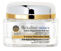 Антивозрастной восстанавливающий крем для очень сухой кожи / Rexaline X-treme Renovator Rich